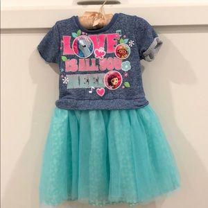 toddler beat bugs dress